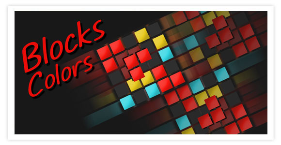 Free app for android - Blocks Colors. Color Blocks: Color Blocks is a fascinating puzzle game with color blocks.