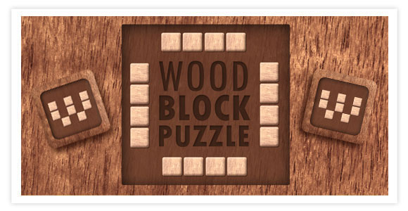 Free game for android and ios - Wood Block Puzzle. Catchy and easy to play Wood Block Puzzle. Relax, Enjoy, Crush more wood blocks.